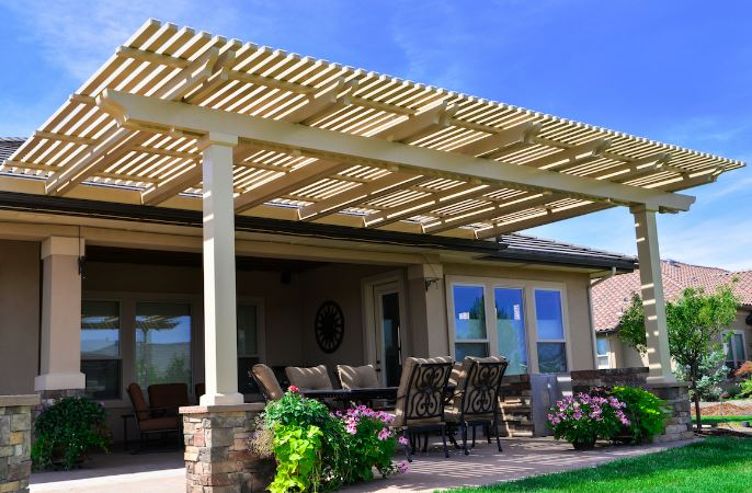 How much does a pergola cost?