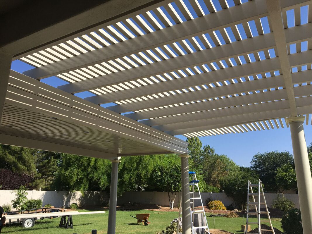 Do Pergolas Really Block The Sun?