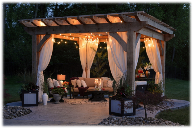 Pergolas in South California| Is Pergola Trending in Restaurants and Hospitality?