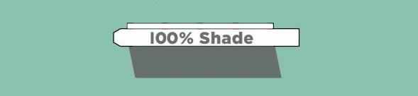 pergola shade cover 100%